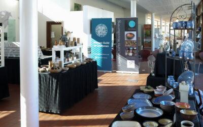 Hillier Gardens host Wessex Guild's craft exhibition