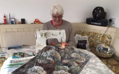 Meet the Maker: textile artist Sheila Barrow