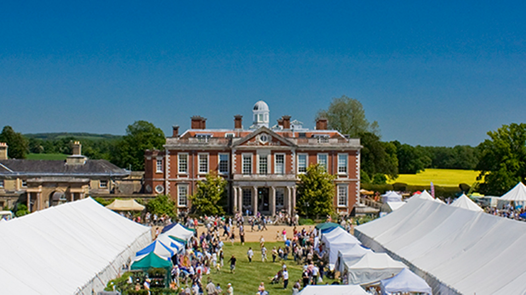 Stansted Park Garden Show