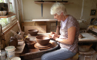 Meet the Maker: potter Jo Berryman