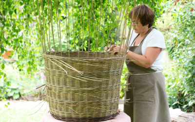 Meet the Maker: basketmaker Louise Brown