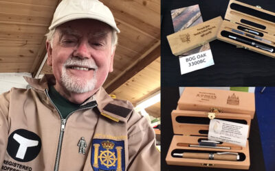Meet the Maker: pen maker Ron Caddy