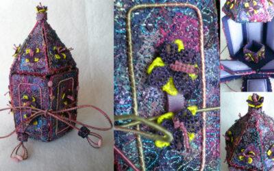 Meet the Maker: textile artist Paula Limburn